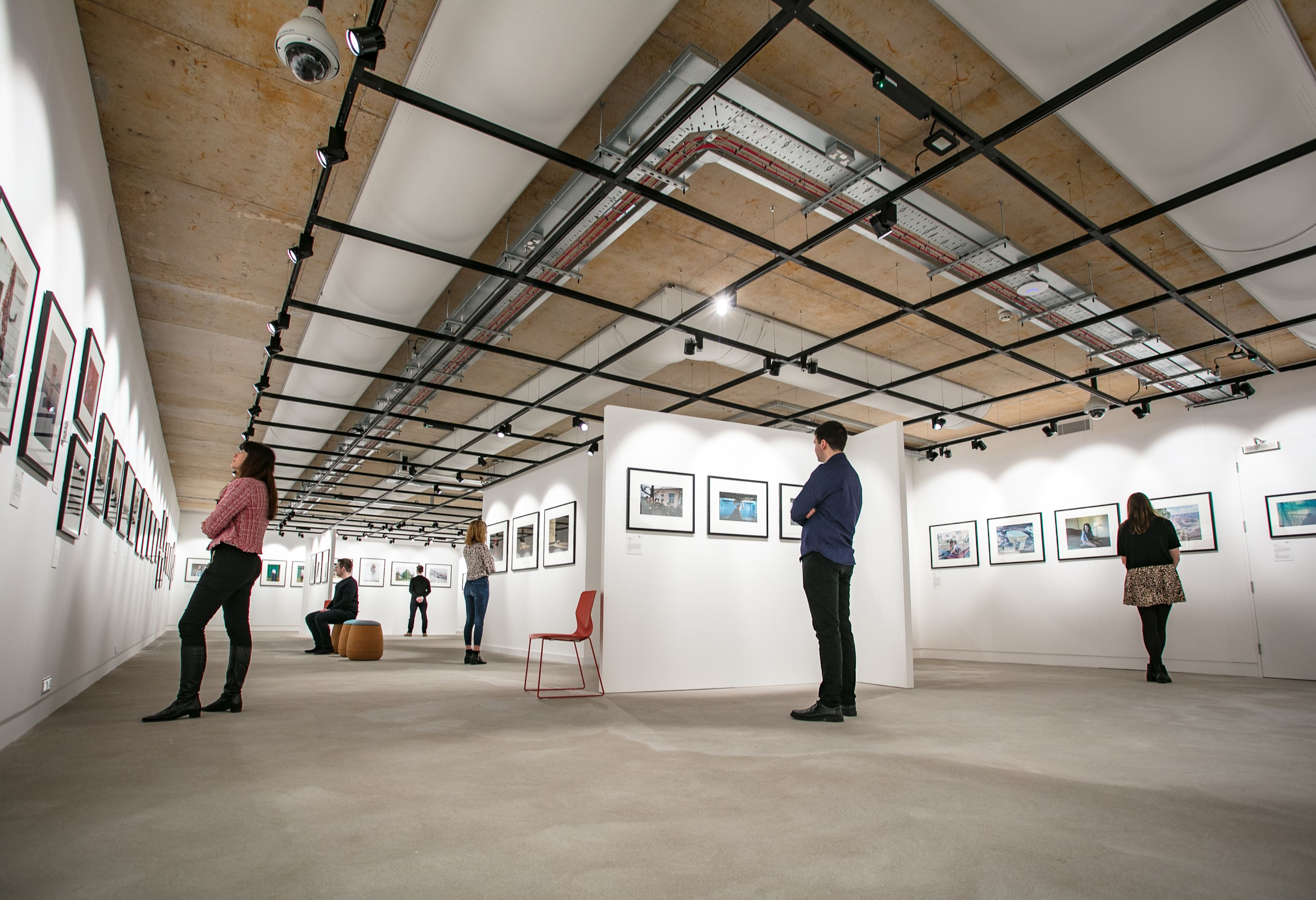 Royal Photographic Society Office Design Case Study