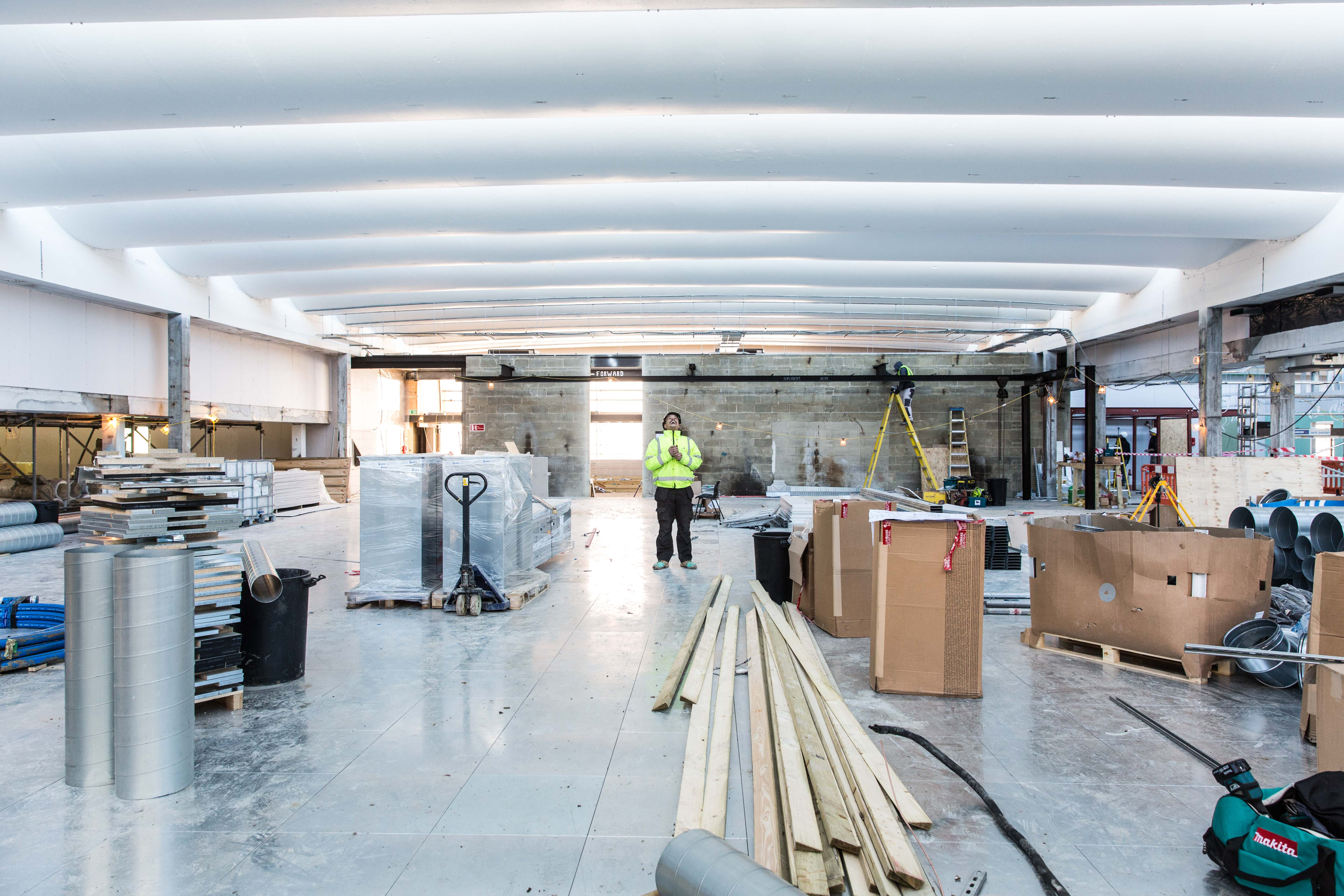 Image depicting Workplace Fit-out & Refurbishment