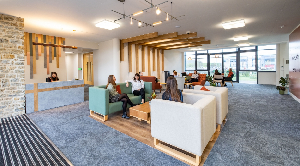 Diocese of Bath & Wells Office Design Case Study