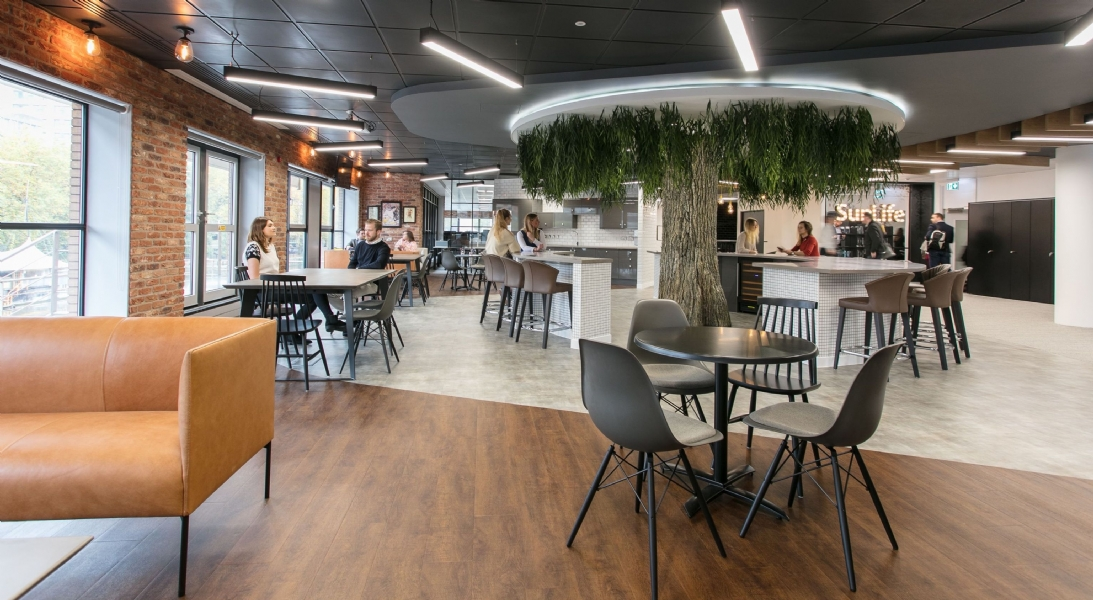 Workplace design tips for the modern employee Image