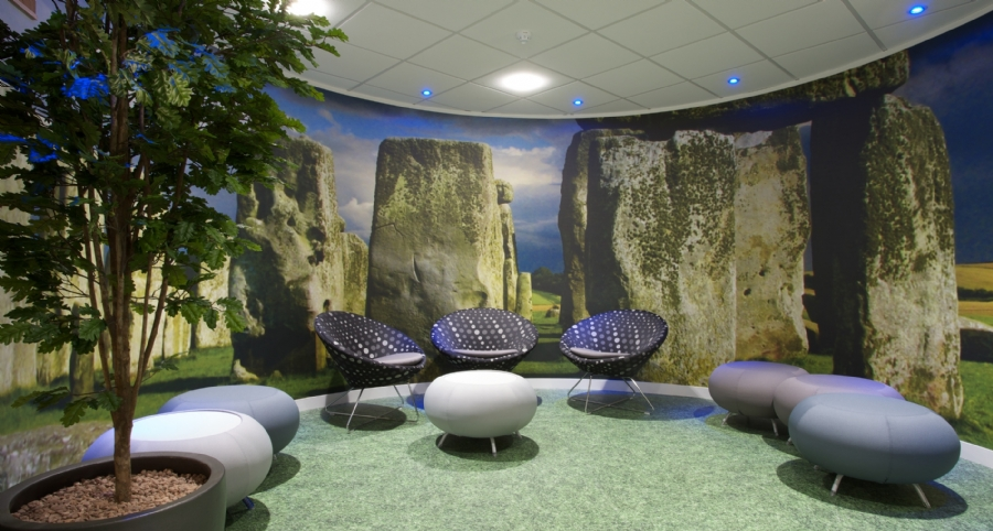 Biophilia: the benefits of life in the office Image