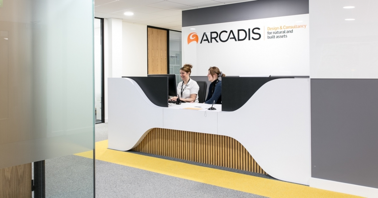 Arcadis Office Design Case Study