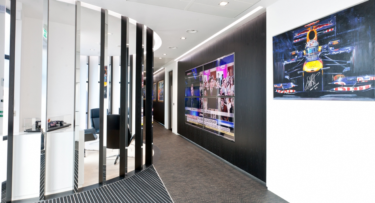 Regulatory Finance Solutions – Office Fit Out Case Study