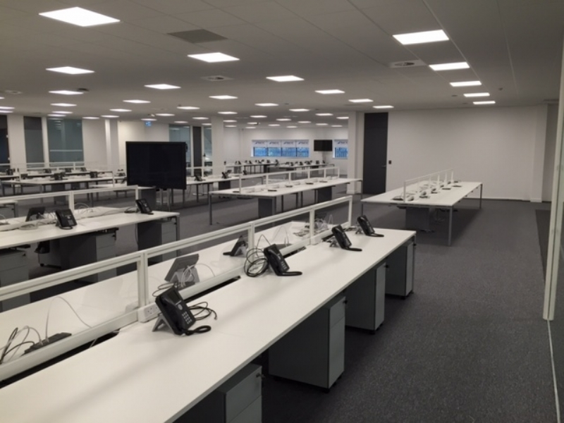SCC – Office Design and Fit Out Case Study