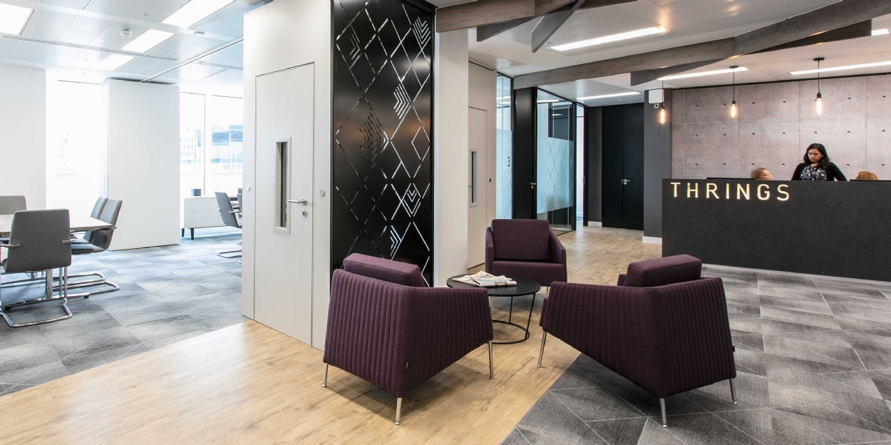 Thrings – 7th Floor Office Fit Out Case Study