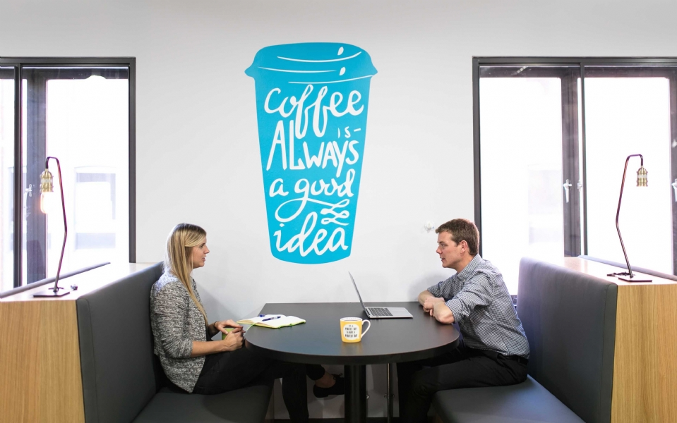 Café Culture in the Workplace: Pros and Cons Image