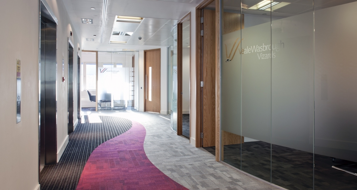 Veale Wasbrough Vizards Law Office Refurbishment Case Study