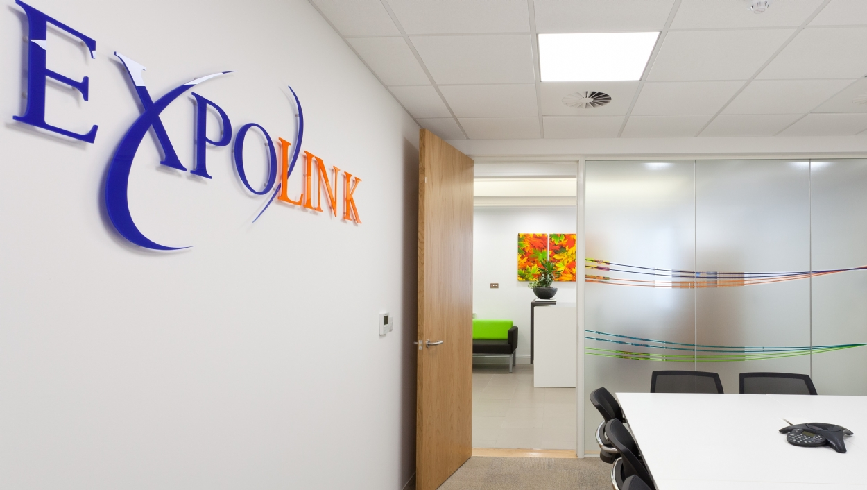 Expolink Office Design & Fit Out Case Study