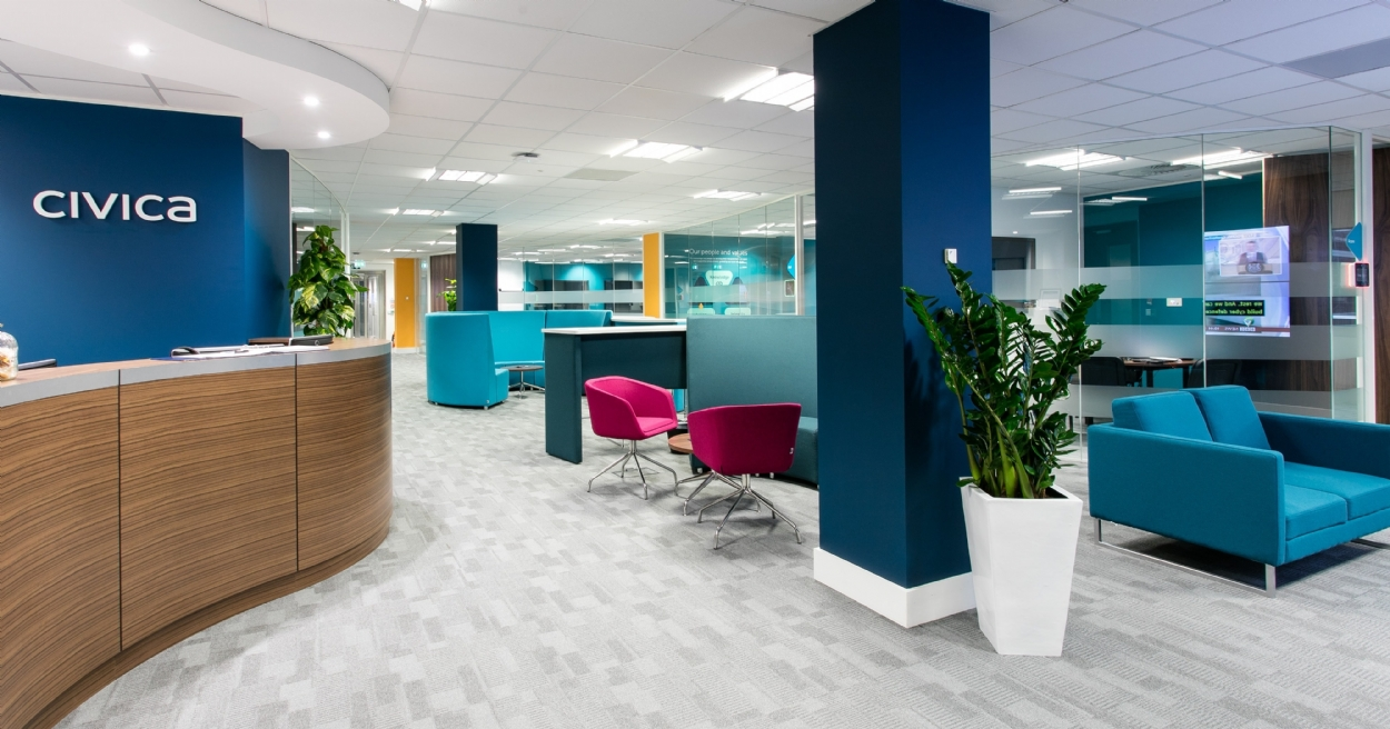 Civica – Office Fit-Out Case Study