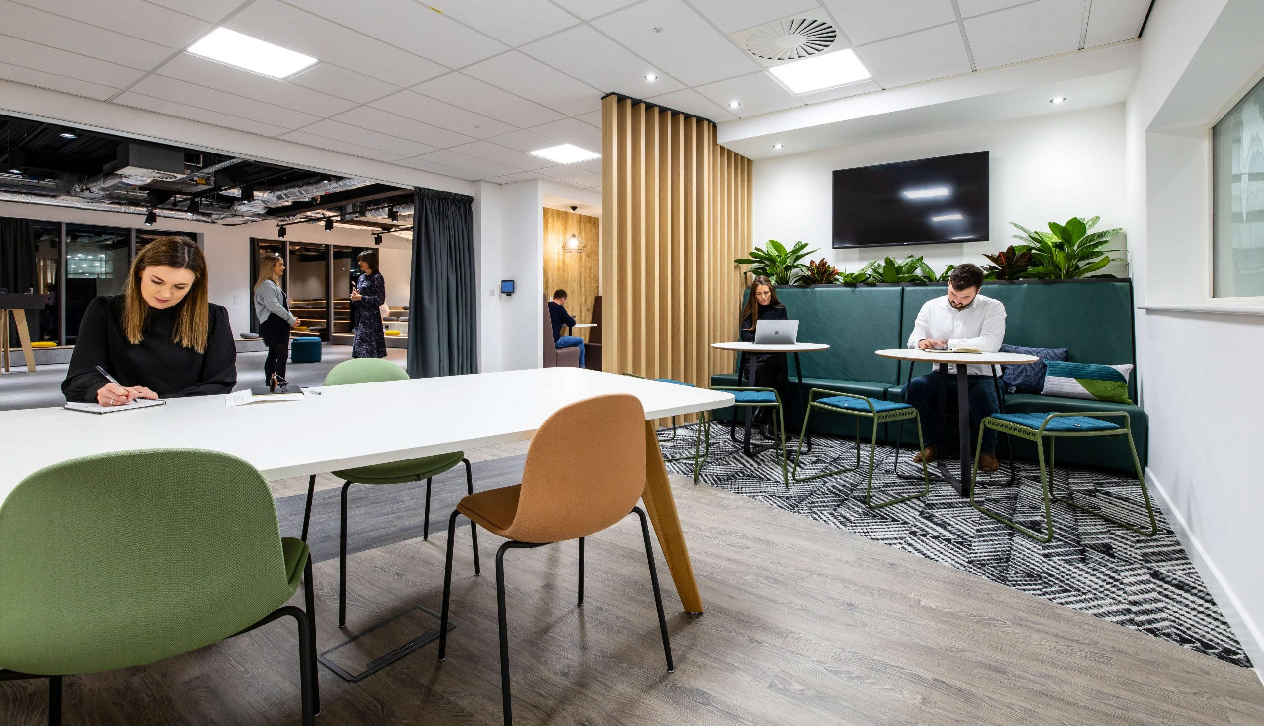 GKN Aerospace – Office Design and Build Case Study
