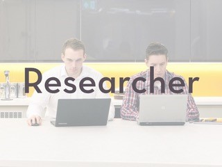 Researcher Image