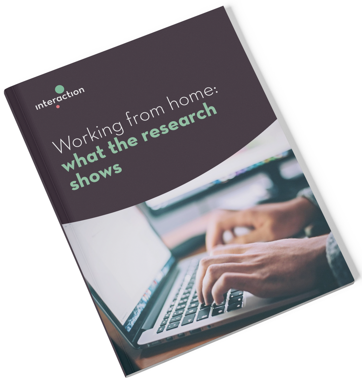 Working from home: What the research shows [PDF Download] Image