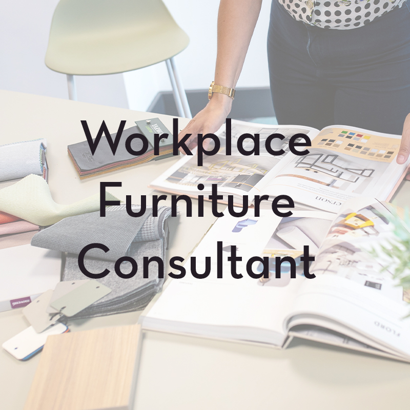 Workplace Furniture Consultant Image